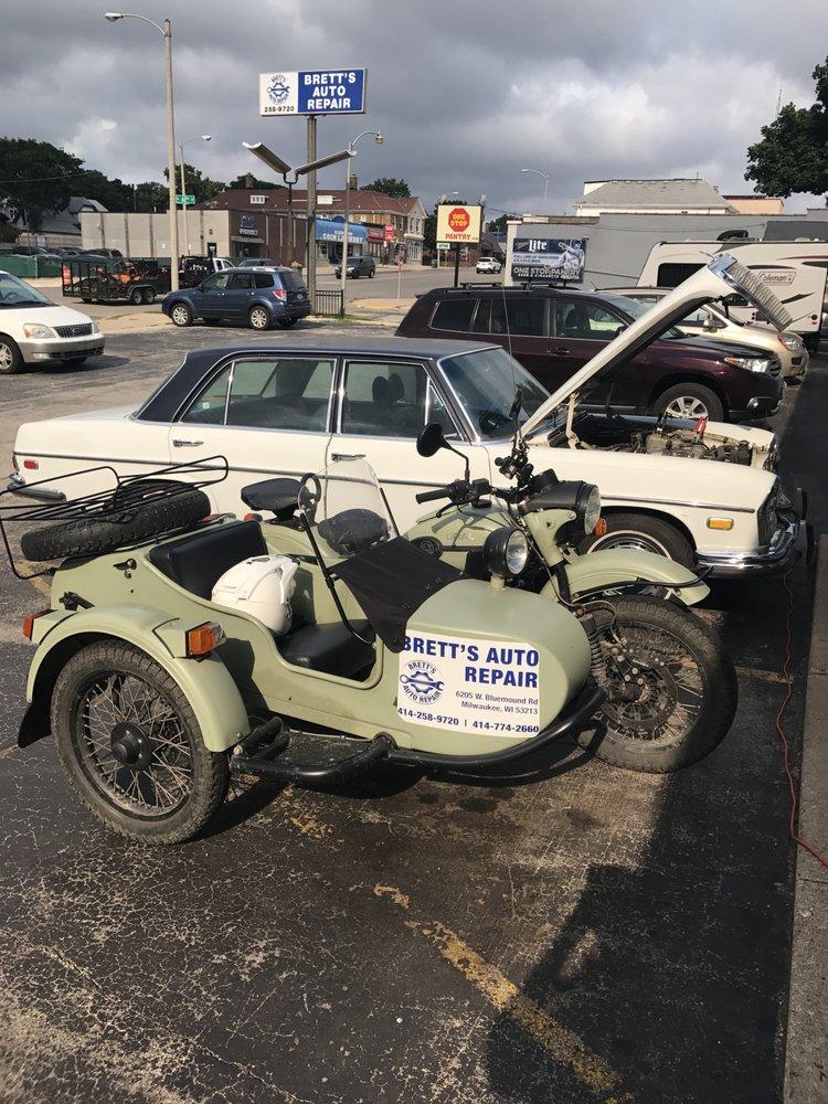 Brett's Auto Repair