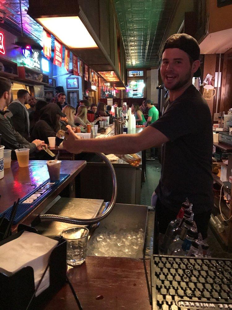 Social Spots from Red Brick Tavern