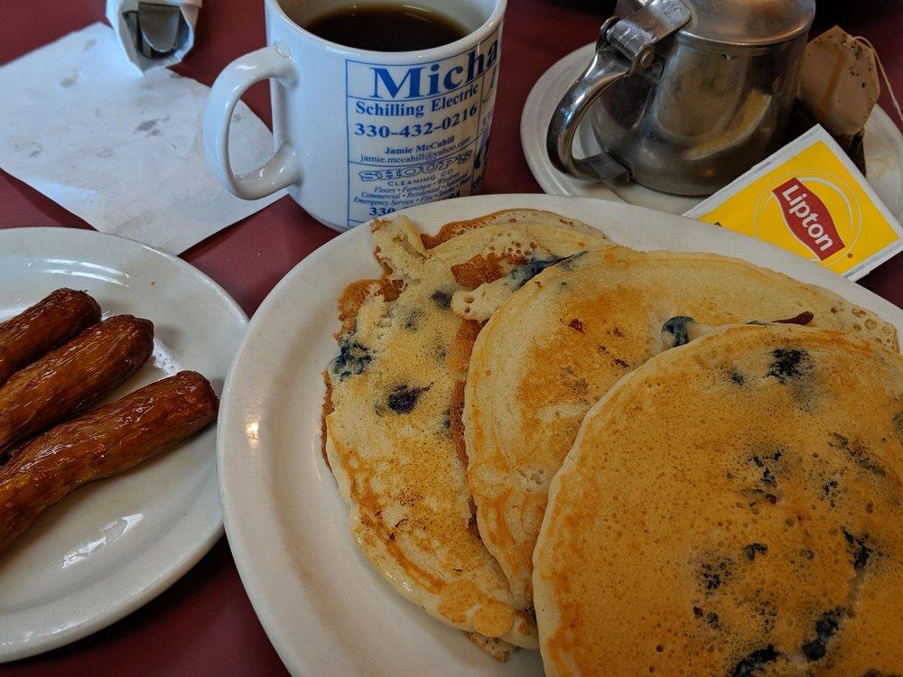 Michael's Restaurant: 134 E High Ave, New Philadelphia, OH