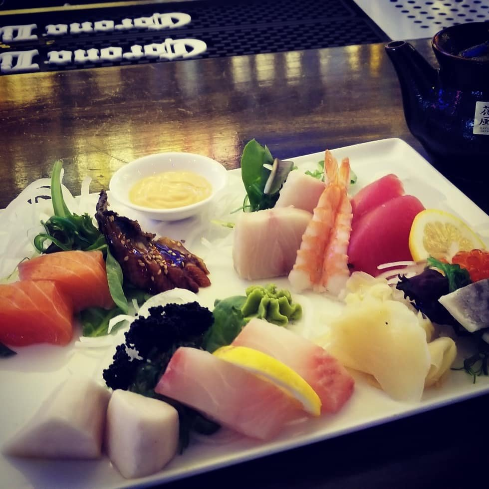 Teton Kitchen Elmwood Tapas, Bar, & Sushi: 153 Elmwood Ave, Buffalo, NY