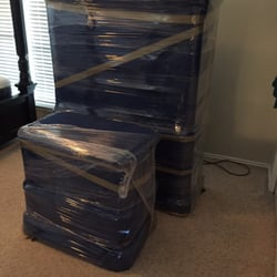 Photo Of Roots Run Deep Moving   Dallas, TX, United States. Furniture  Wrapped