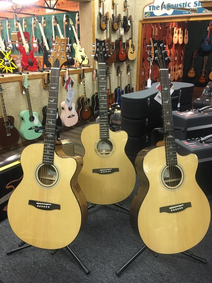 Paradise Guitars: 921 E Inman Pkwy, Beloit, WI