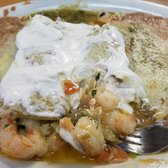 Photo Of Rocamar Seafood Restaurant San Fernando Ca United States Shrimp Enchiladas