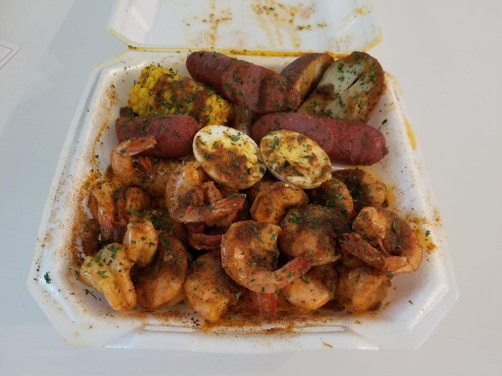 Blue Crabber Seafood: 5322 Normandy Blvd, Jacksonville, FL