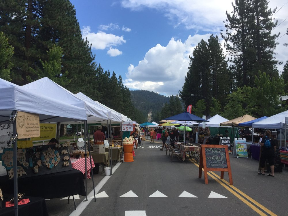 Ski Run Farmers Market