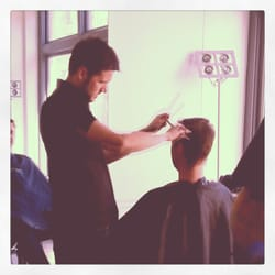 Wes pine 196 photos 159 reviews hairdressers 555 for Acme salon san francisco