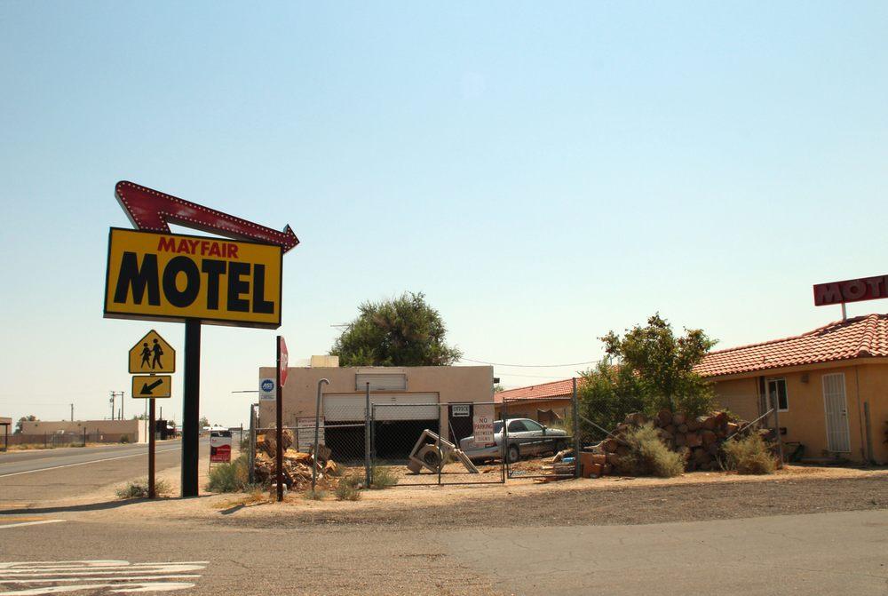 Mayfair Motel Passport Inn: 1352 2nd St, Inyokern, CA