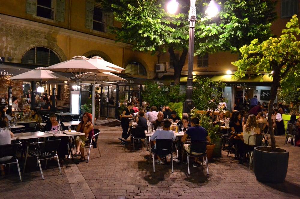 Restaurant chez mario italian op ra marseille for Restaurant chez marie marseille