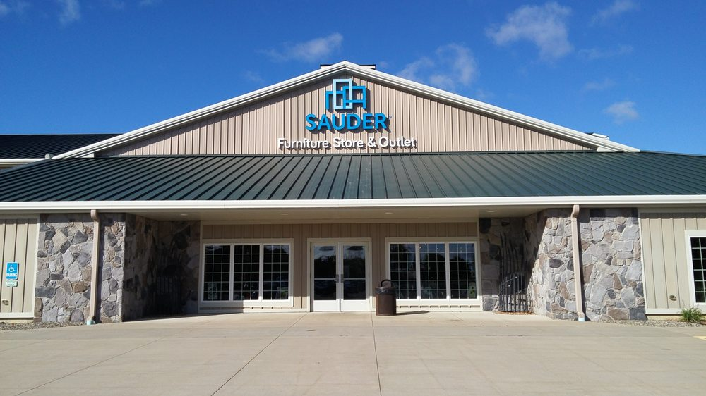 Sauder Furniture Store & Outlet: 22799 State Rt 2, Archbold, OH