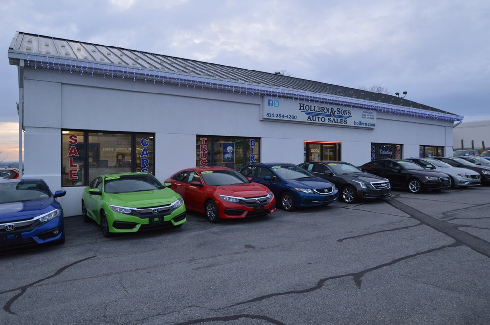 Hollern & Sons Auto Sales: 1530 Scalp Ave, Johnstown, PA