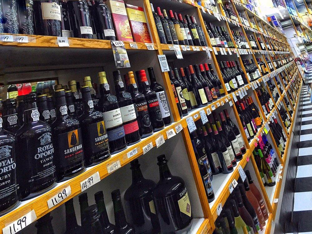 Sunrise Wine & Liquor: 656 Sunrise Hwy, Baldwin, NY
