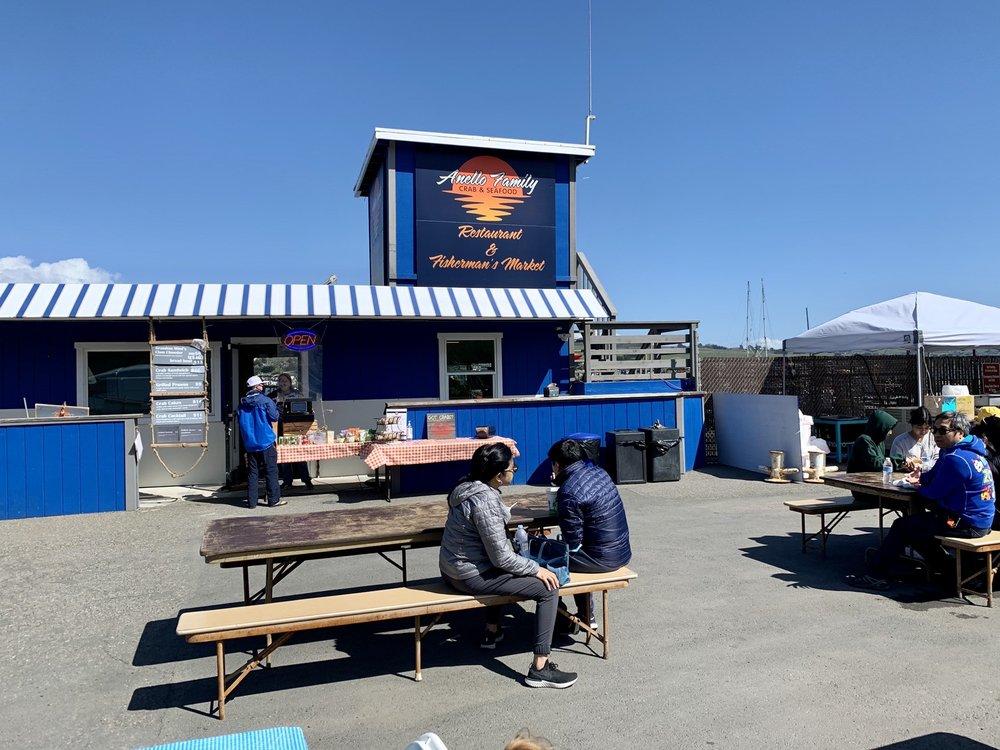 Anello Family Crab & Seafood: 1820 Westshore Rd, Bodega Bay, CA