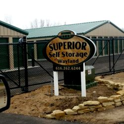 Photo Of Superior Self Storage   Wayland   Wayland, MI, United States