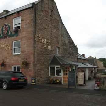 Photo Of The Craster Arms Hotel Chathill Northumberland United Kingdom