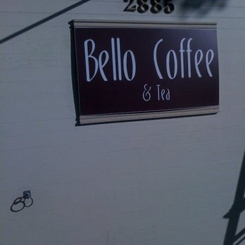 Cafe Bello  Diamond St San Francisco Ca