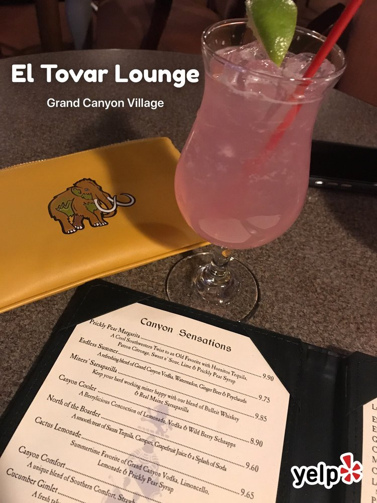 El Tovar Lounge: Village Loop Rd, Grand Canyon Village, AZ