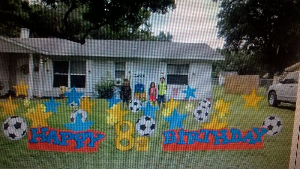 Orlando Birthday Gram: 1445 Victor Dr, Apopka, FL