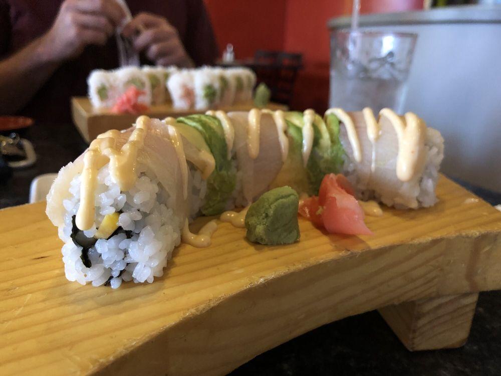 Zuki Japanese Hibachi Grill & Sushi Lounge: 222 Main St, Evansville, IN