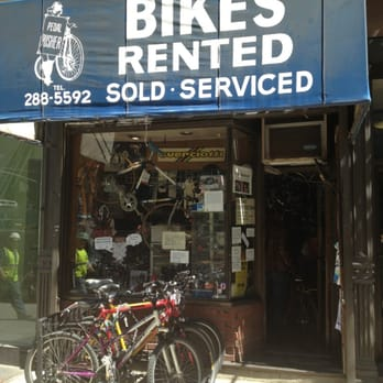 Pedal Pusher Bicycle Shop 11 Photos 48 Reviews Bike Rentals