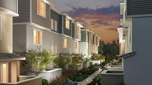 Fabulous Aura Townhomes Apartments 11345 Zapata Ave Mira Mesa Best Image Libraries Thycampuscom