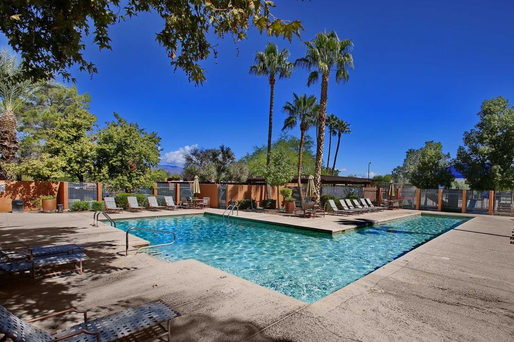Lakeside Casitas Apartment Homes Tucson Az