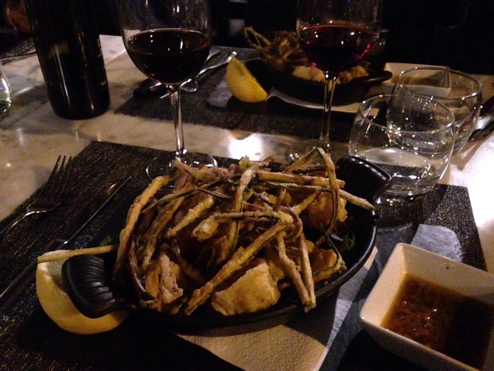 La saliere 10 photos restaurant italien monaco for Restaurant italien 95
