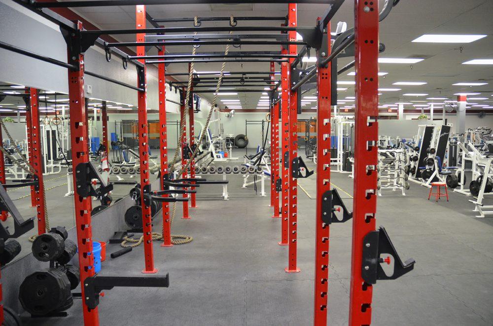 Bullhead Health Club: 2350 Miracle Mile, Bullhead City, AZ