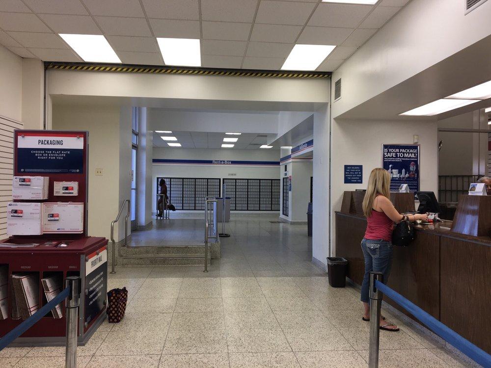 US Post Office: 225 S Ivy Ave, Monrovia, CA