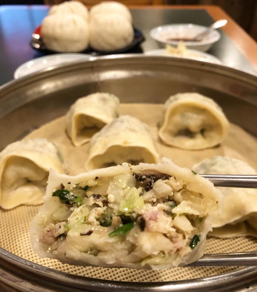 MyungIn Dumplings: 33310 Pacific Hwy S, Federal Way, WA