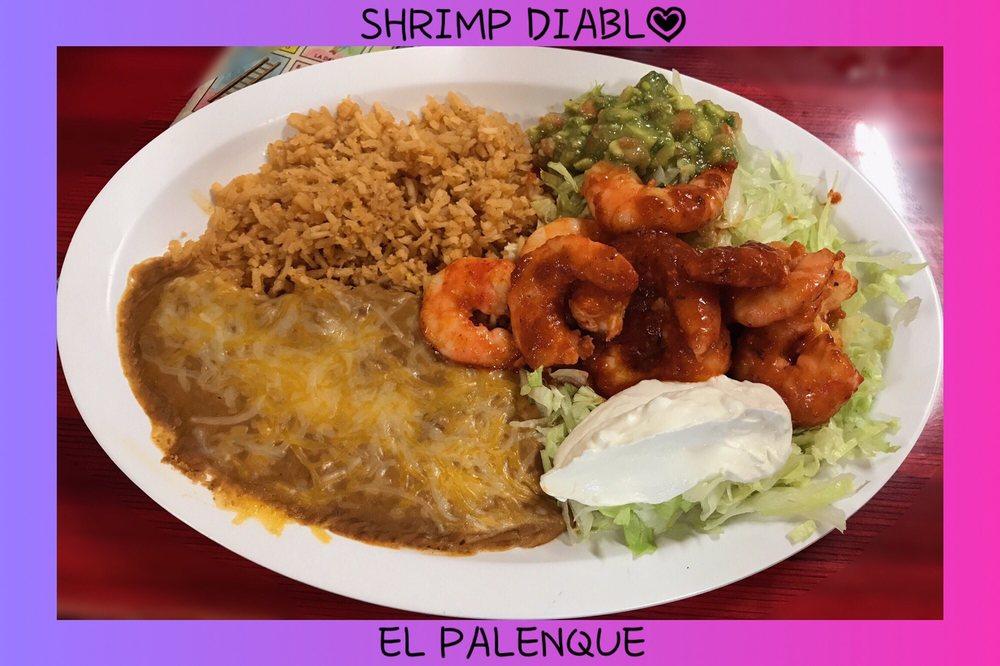 Food from El Palenque