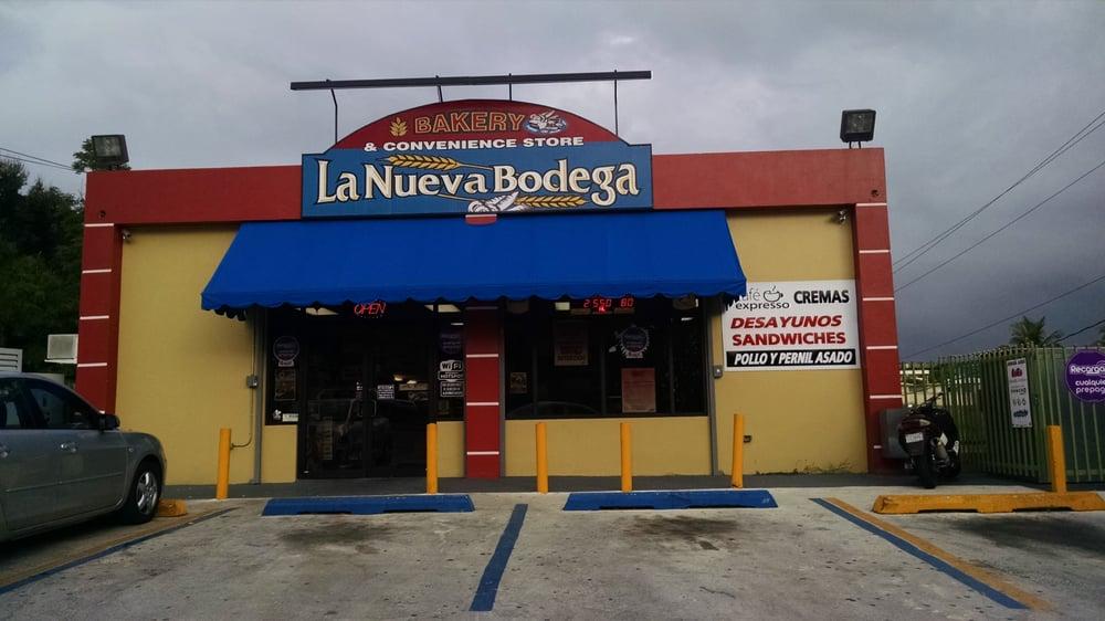 La Nueva Bodega: Calle Colon #64, Aguada, PR