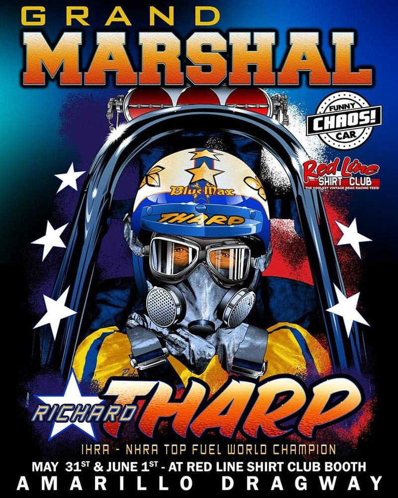 Amarillo Dragway: 12955 Burlington Rd, Amarillo, TX