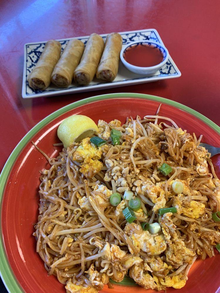 Bea Thai Chinese Restaurant: 816 S Roland Rd, Roland, OK