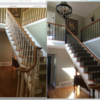 Photo Of Coffman Stair Works   Northridge, CA, United States. Before And  After