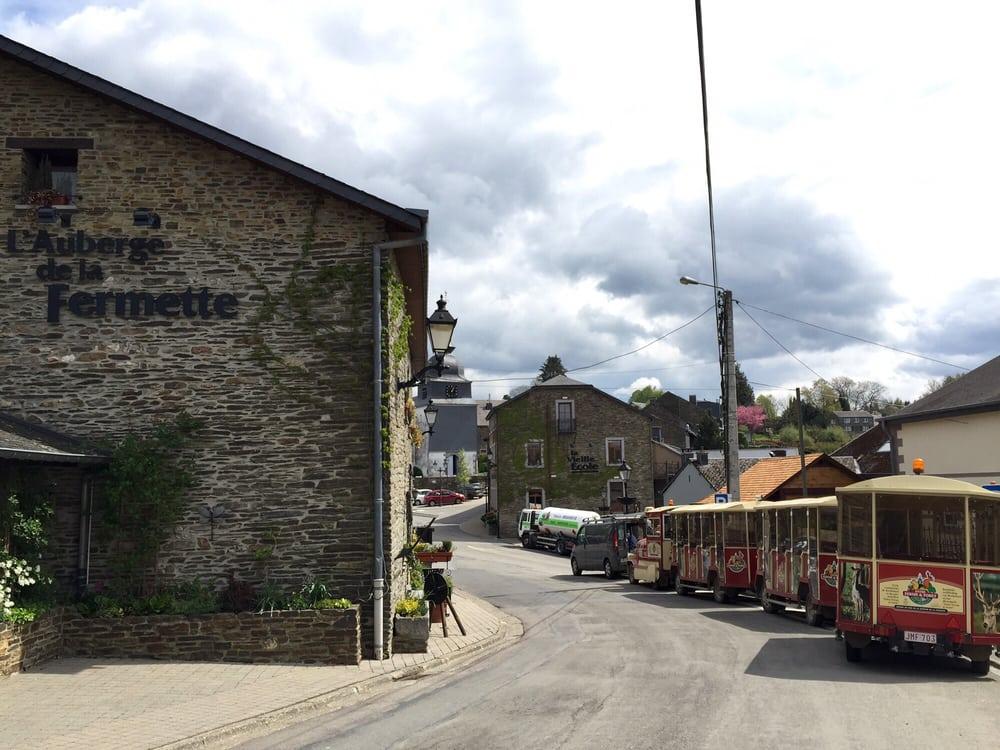 Auberge de la ferme 12 photos restaurants rue de la cense 12 rochehaut luxembourg - Restaurant rue des bains luxembourg ...