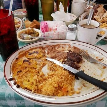 Photo Of Maria S Restaurant Mcallen Tx United States Having The Tampiquena Plate
