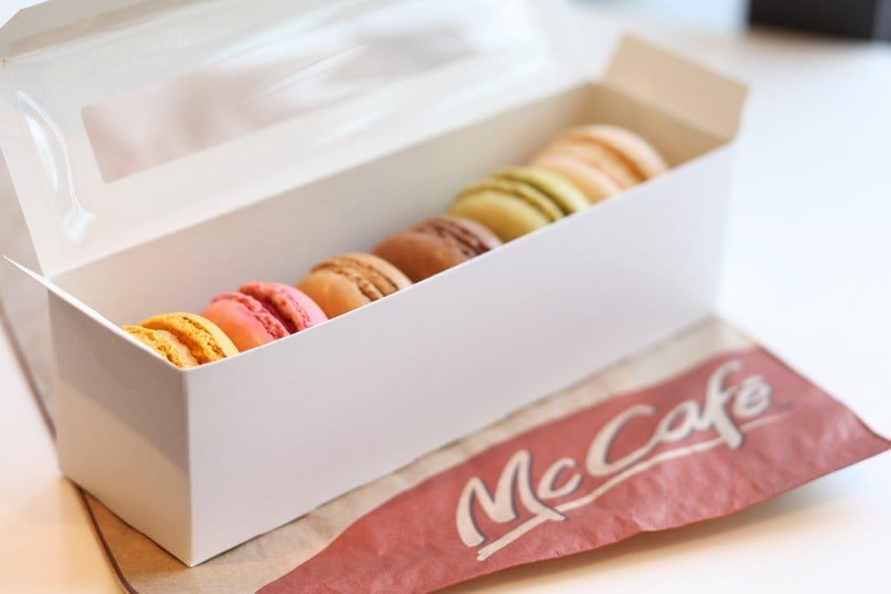 甜点控们有福了!大马麦当劳McD正式推出法国马卡龙!