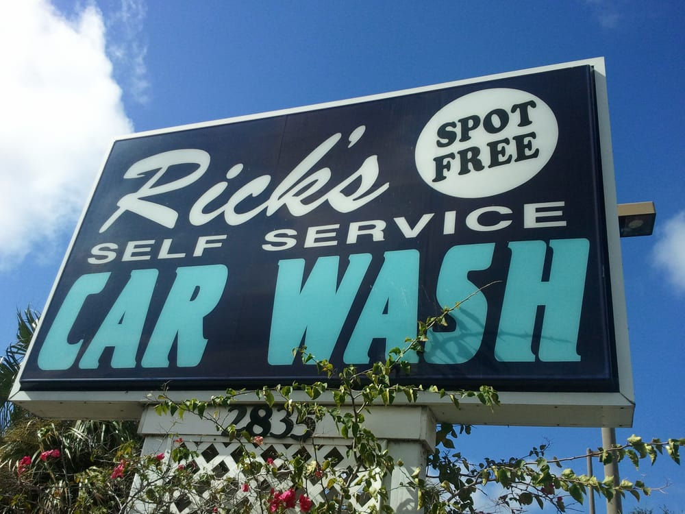 Rick S Car Wash Naples Fl
