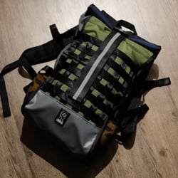 Photo Of Chrome Industries Portland Or United States My Custom Barrage Bag