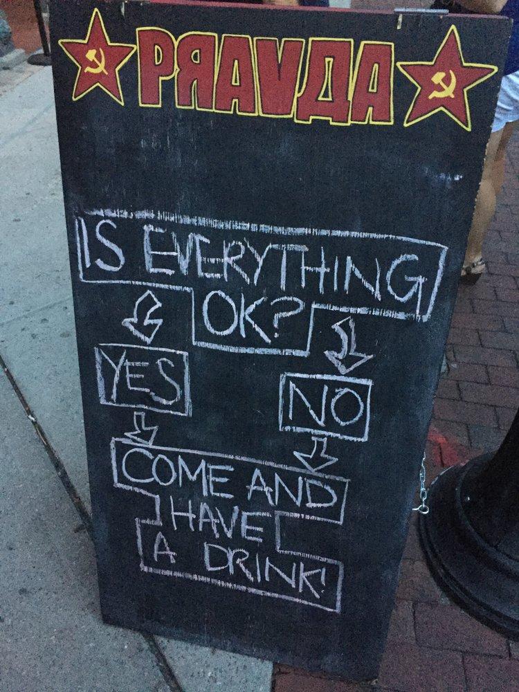 Pravda Nightclub: 23 N Front St, Wilmington, NC