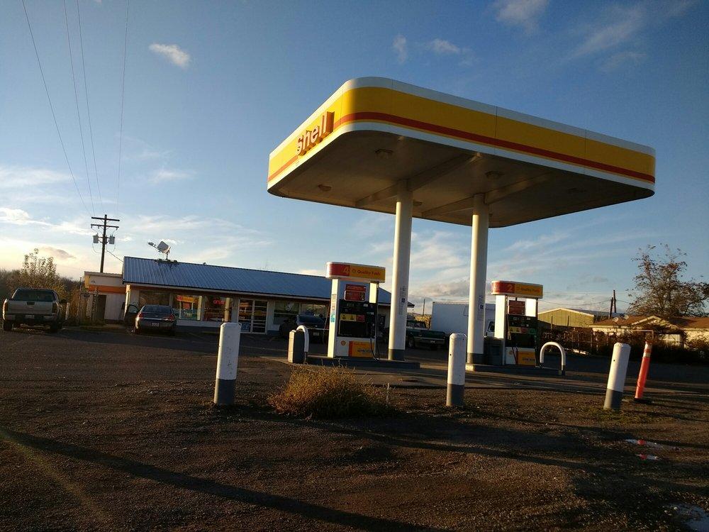 Shell: 2600 Donald Wapato Rd, Wapato, WA
