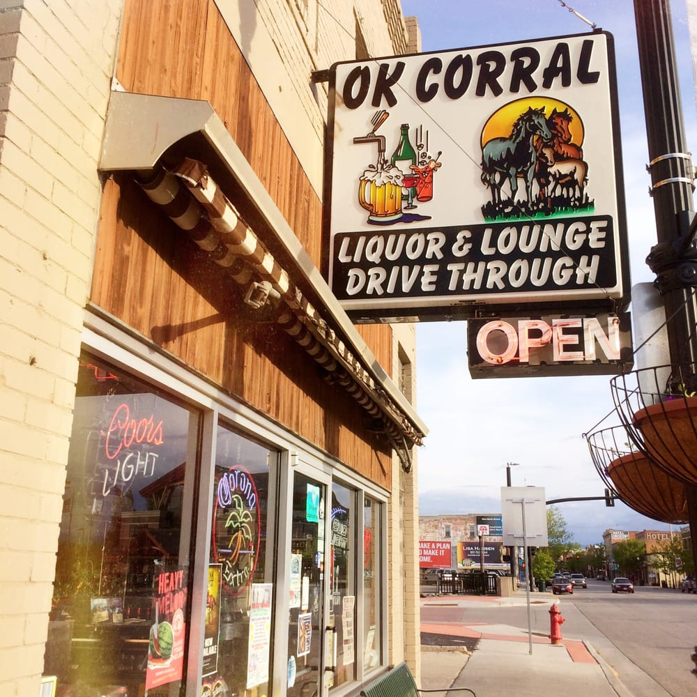 Ok Corral Bar & Lounge: 511 N Main St, Sheridan, WY