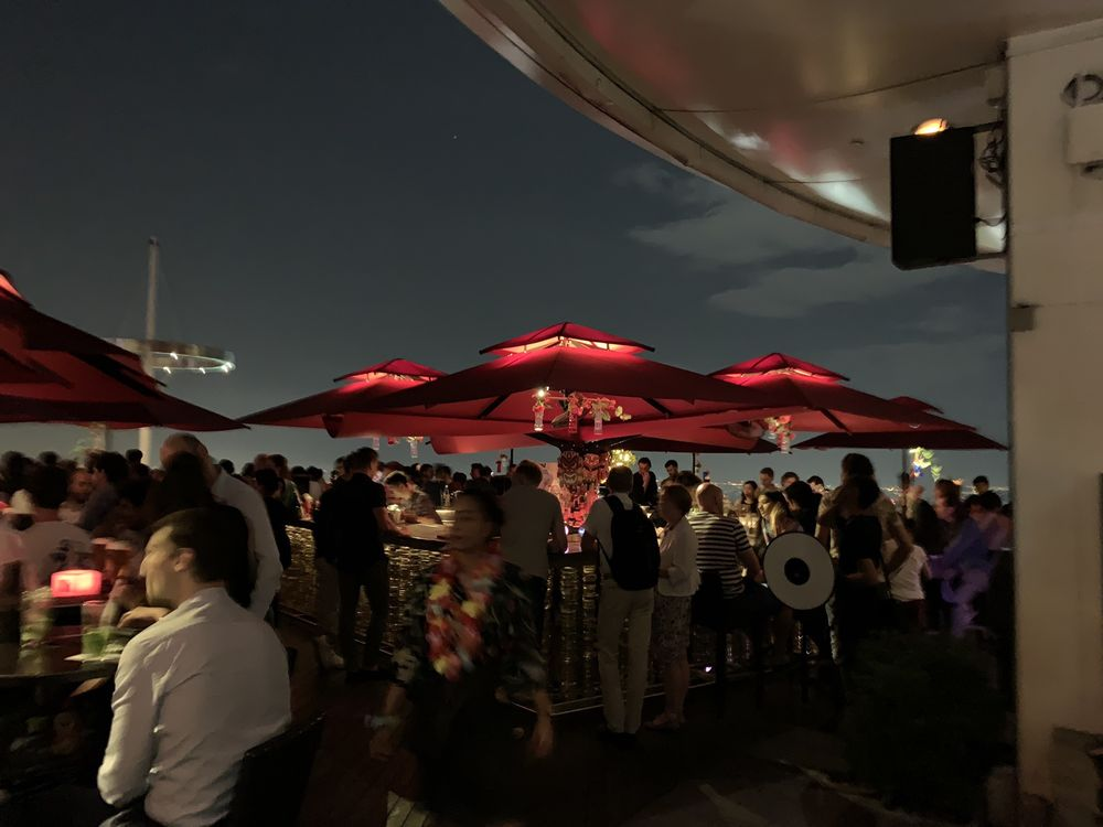 CÉ LA VI Club Lounge