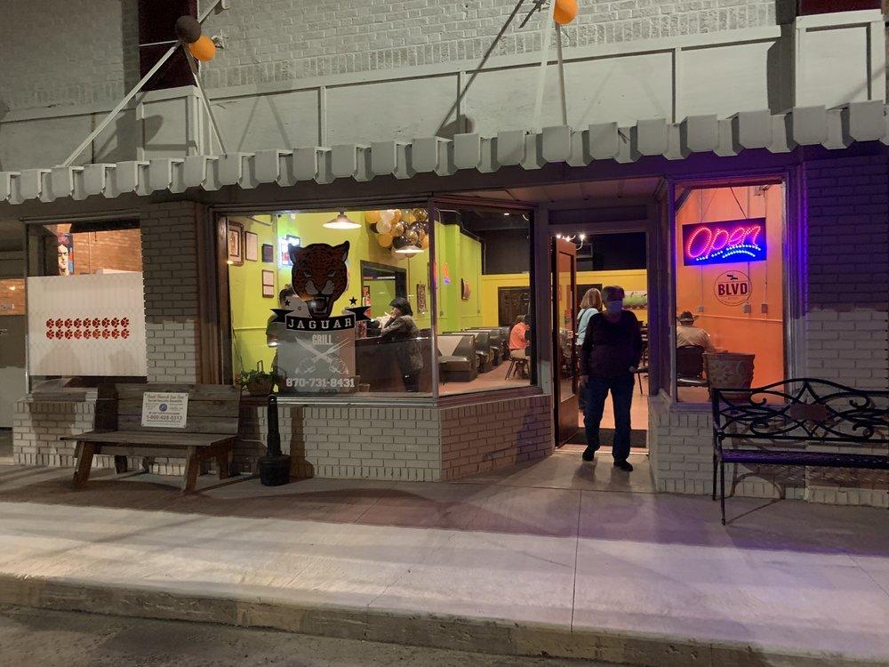 Jaguar Grill & Cafe: 112 S Edmonds Ave, McCrory, AR