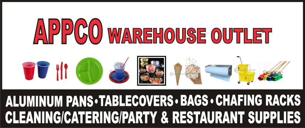 Appco Paper & Plastics: 3949 Austin Blvd, Island Park, NY