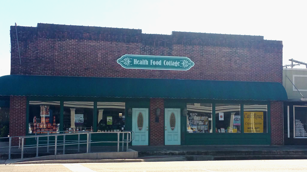 Health Food Cottage: 1840 7th St, Bay City, TX