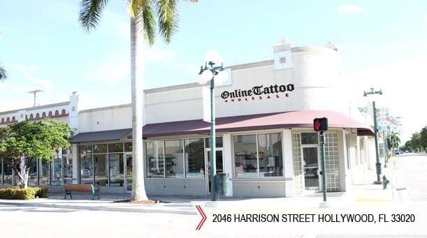 Miami Tattoo Supplies - Tattoo - 2046 Harrison St, Hollywood, FL ...