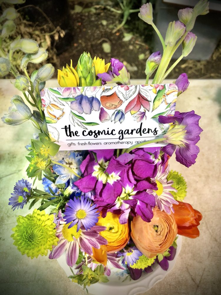The Cosmic Gardens: 8144 Stagecoach Rd, Cross Plains, WI
