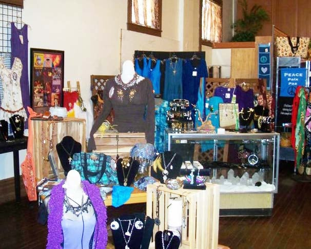 Journey Within Gifts & Books: 513 2nd St, Portsmouth, OH