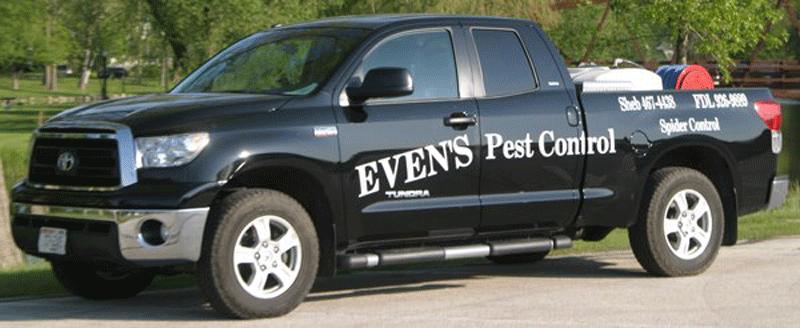 Even's Pest Control: 501A N Main St, Sheboygan Falls, WI